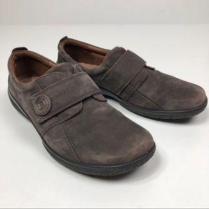 Hotter Comfort Concept Sugar Gray Suede Loafer